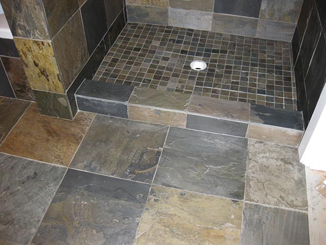 Slate Bathroom Floor Pros Cons 28 Images Pros Of Slate Flooring In The Bathroomnatural And